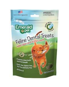 Emerald Pet Feline Dental Treats - Catnip Recipe