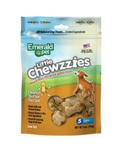 Emerald Pet Little Chewzzies Dog Treats - Peanut Butter Recipe