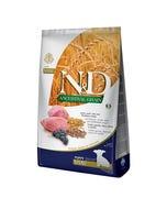 Farmina Natural & Delicious Ancestral Grain Canine Puppy Mini Dog Food Formula - Lamb & Blueberries