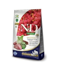 Farmina N&D Quinoa Functional Canine Dog Food - Digestion Lamb