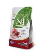 Farmina Natural & Delicious Grain Free Feline Adult Cat Food Formula - Chicken and Pomegranate
