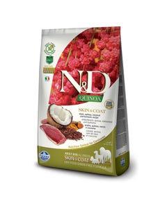 Farmina N&D Quinoa Functional Canine Dog Food - Skin & Coat Duck