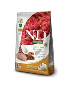 Farmina N&D Quinoa Functional Canine Dog Food - Weight Management Quail