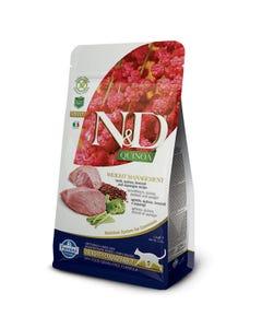 Farmina N&D Quinoa Functional Canine Cat Food - Weight Management Lamb