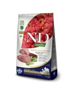 Farmina N&D Quinoa Functional Canine - Weight Management Lamb