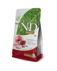 Farmina N&D Prime Kitten Cat Food - Chicken and Pomegranate