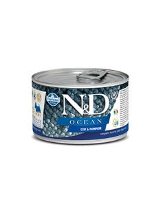 Farmina N&D Ocean Adult Mini Wet Food - Cod & Pumpkin