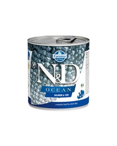 Farmina N&D Ocean Adult Wet Food - Salmon & Cod