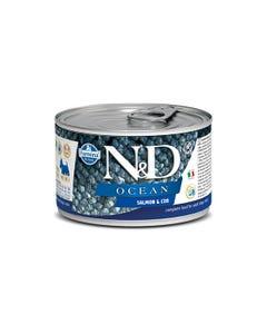 Farmina N&D Ocean Adult Mini Wet Food - Salmon & Cod