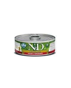 Farmina N&D Prime Kitten Wet Food - Chicken & Pomegranate