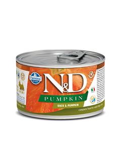 Farmina N&D Pumpkin Adult Mini Wet Food for Dogs - Duck & Pumpkin