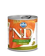 Farmina N&D Pumpkin Adult Wet Food for Dogs - Duck & Pumpkin