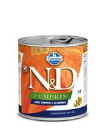 Farmina N&D Pumpkin Adult Wet Food for Dogs - Lamb, Pumpkin & Blueberry