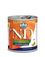 Farmina N&D Pumpkin Puppy Wet Food - Lamb, Pumpkin & Blueberry