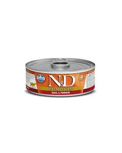 Farmina N&D Pumpkin Adult Wet Food - Quail & Pumpkin