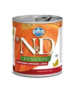 Farmina N&D Pumpkin Starter Puppy Wet Food - Chicken, Pumpkin & Pomegranate