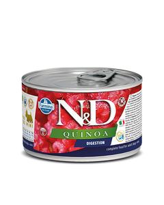 Farmina N&D Quinoa Functional Mini Canine Wet Food - Digestion