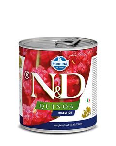 Farmina N&D Quinoa Functional Canine Wet Food - Digestion