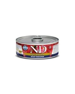 Farmina N&D Quinoa Functional Feline Wet Food - Weight Management