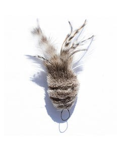 Go Cat Feather Pom Cat Toy Accessory