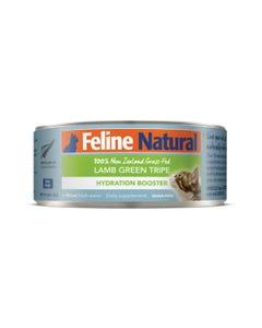 Feline Natural Lamb Green Tripe Hydration Booster Cat Supplement
