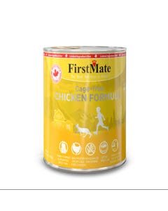FirstMate Limited Ingredient Free Run Chicken Formula Canned Cat Food