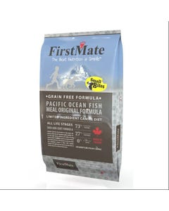 First Mate Grain Free Pacific Ocean Fish Small Bites Dog Food