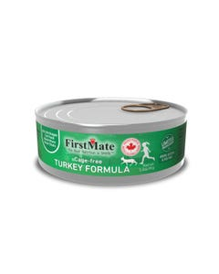 FirstMate Limited Ingredient Canned Cat Food - Cage Free Turkey