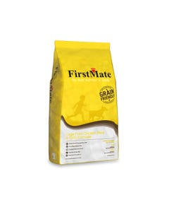 FirstMate Cage Free Chicken & Oats Dog Food Formula