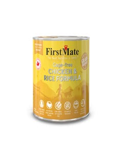 FirstMate Cage-free Chicken & Rice Formula Canned Dog Food
