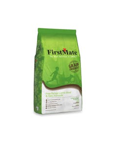 FirstMate Free Range Lamb & Oats Dog Food Formula