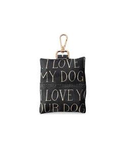 Fringe Petshop All Dogs Canvas Waste Bag Dispenser