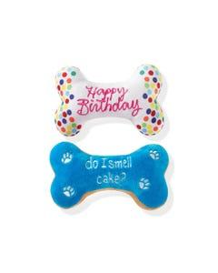 Fringe Petshop Birthday Bone Cookies Dog Toys