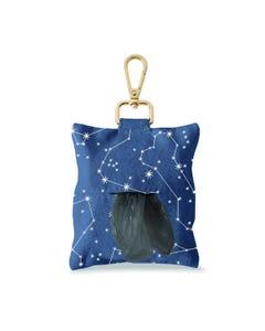Fringe Petshop Celestial Canvas Waste Bag Dispenser