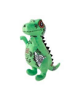 Fringe Petshop Dino De Muetos Halloween Dog Toy