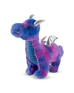 Fringe Petshop Feelin' Blue Dragon Dog Toy