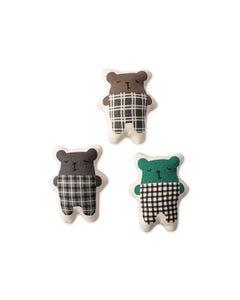 Fringe Petshop Bear Canvas Mini Toys