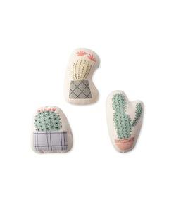 Fringe Petshop Cactus Canvas Mini Toys