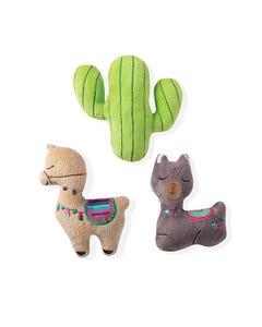 Fringe Petshop Llama Cactus Mini Toys