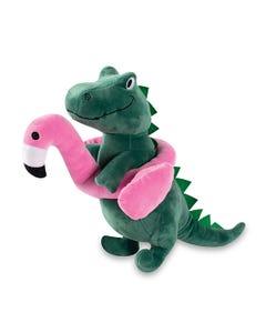 Fringe Petshop Flamingo Fun Dog Toy