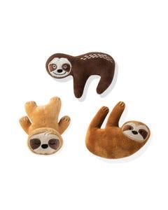 Fringe Petshop Basic Sloths Mini Toys