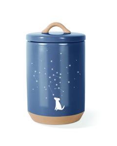 Fringe Petshop Celestial Dog Treat Jar