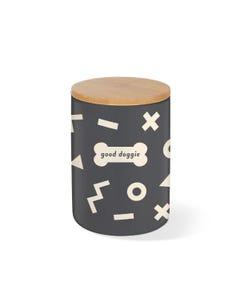 Fringe Petshop Good Doggie Ceramic Treat Jar