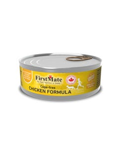 FirstMate Limited Ingredient Canned Cat Food - Free Run Chicken Formula