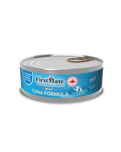 FirstMate Limited Ingredient Canned Cat Food - Wild Tuna Formula