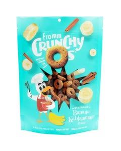 Fromm Crunchy Os Multigrain Dog Treats - Banana Kablammas