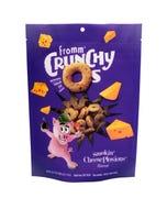 Fromm Crunchy Os Grain-Free Dog Treats - Smokin' CheesePlosions