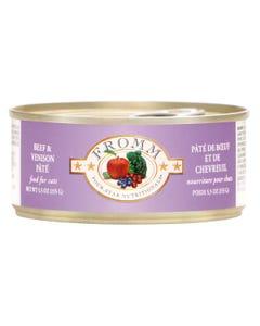 Fromm Four-Star Nutritional Food for Cats - Beef & Venison Pâté