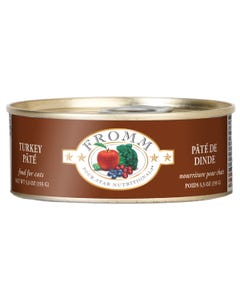 Fromm Four-Star Nutritional Food for Cats - Turkey Pâté