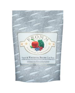 Fromm Cat Food - Trout & Whitefish